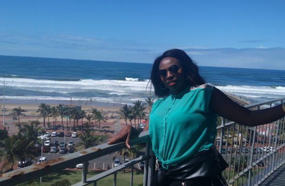 Sunkissed city of Durban South Africa
